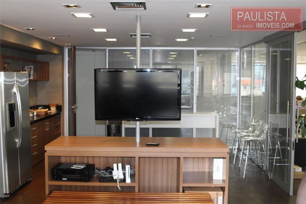 Sala, Jardim Paulistano, São Paulo (LJ0021) - Foto 10