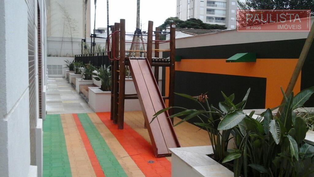 Apto 2 Dorm, Campo Belo, São Paulo (AP11766) - Foto 12