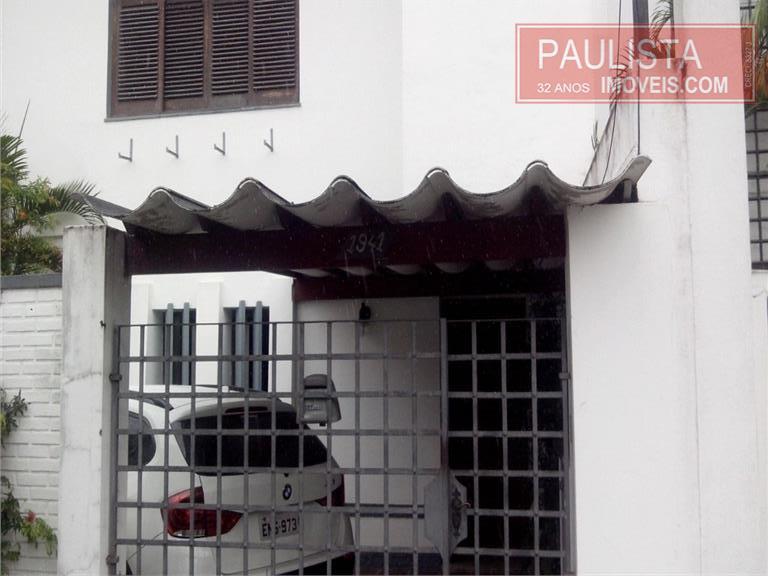 Casa 3 Dorm, Campo Belo, São Paulo (CA1092)