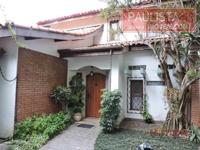 Casa 3 Dorm, Interlagos, São Paulo (CA1096)