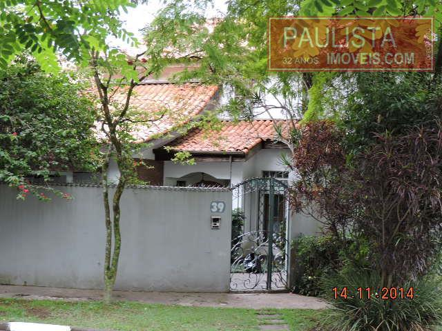 Casa 3 Dorm, Interlagos, São Paulo (CA1096) - Foto 6