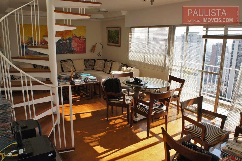Cobertura 3 Dorm, Campo Belo, São Paulo (CO0398)