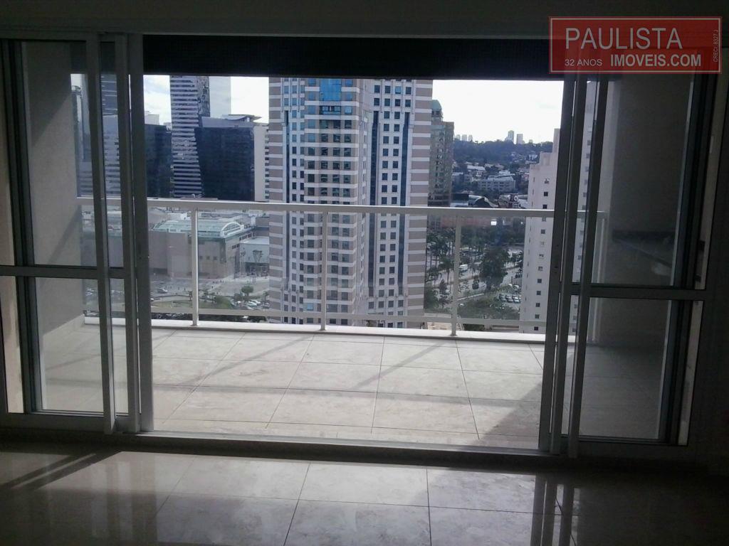 Apto 1 Dorm, Brooklin, São Paulo (AP11986) - Foto 4
