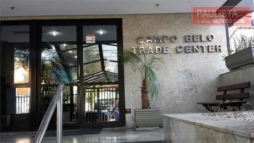 Sala, Campo Belo, São Paulo (CJ0443)
