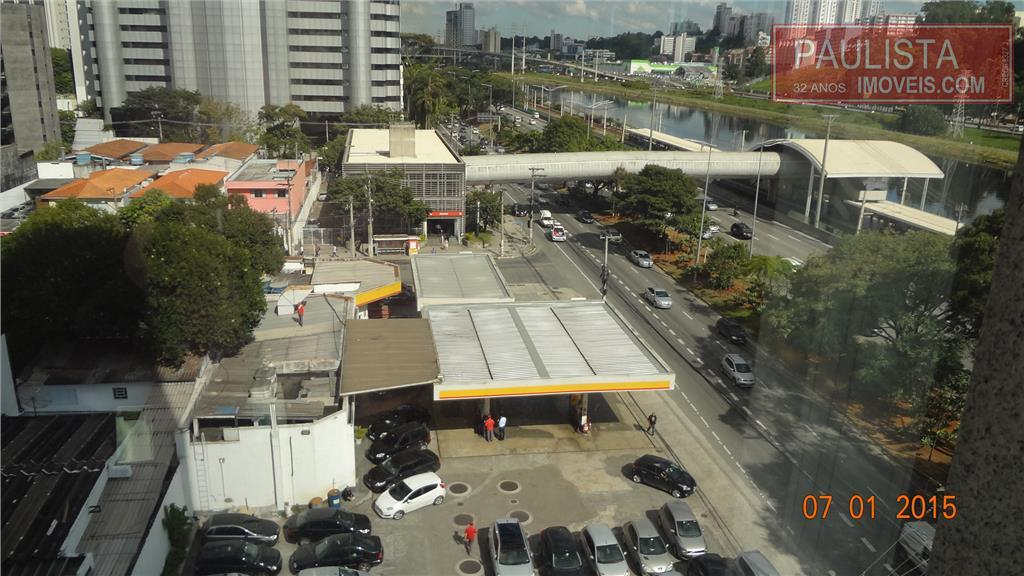Sala, Chácara Santo Antônio (zona Sul), São Paulo (LJ0022) - Foto 18
