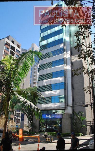 Sala, Cerqueira César, São Paulo (CJ0472)