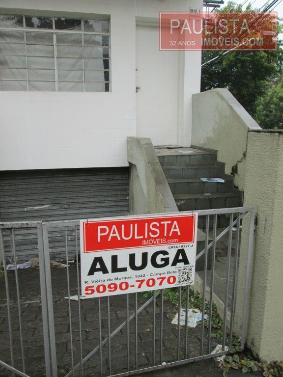 Casa 2 Dorm, Brooklin Paulista, São Paulo (SO1507)