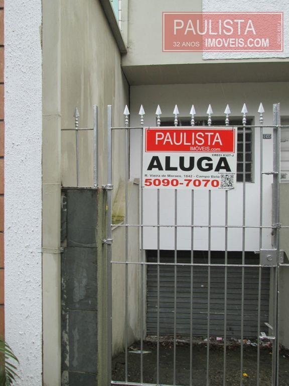 Casa 2 Dorm, Brooklin Paulista, São Paulo (SO1508)