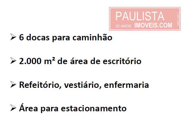 Paulista Imóveis - Galpão, Vila Leopoldina - Foto 8