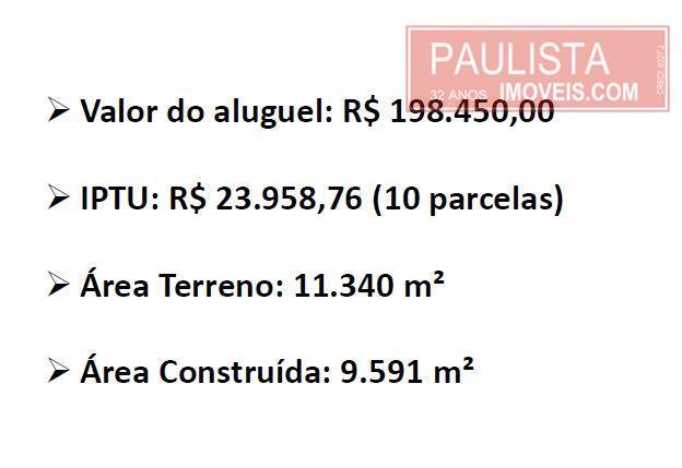 Paulista Imóveis - Galpão, Vila Leopoldina - Foto 9