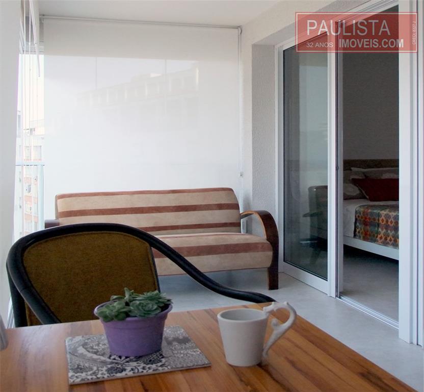 Apto 1 Dorm, Campo Belo, São Paulo (AP12335) - Foto 13