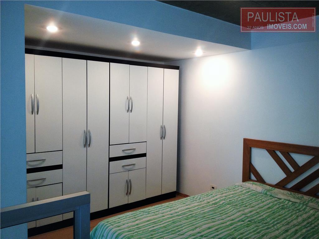 Paulista Imóveis - Apto 1 Dorm, Itaim Bibi