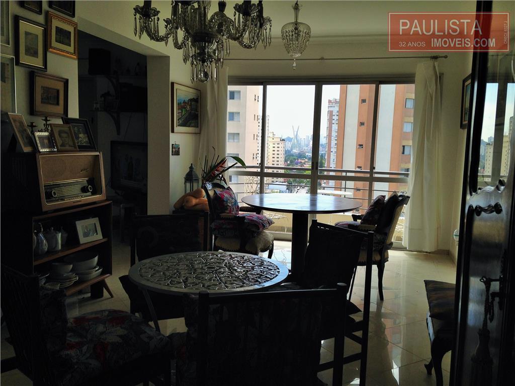 Apto 3 Dorm, Brooklin Paulista, São Paulo (AP12366) - Foto 3