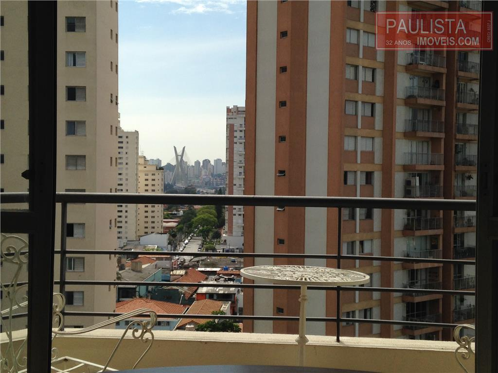 Apto 3 Dorm, Brooklin Paulista, São Paulo (AP12366) - Foto 8