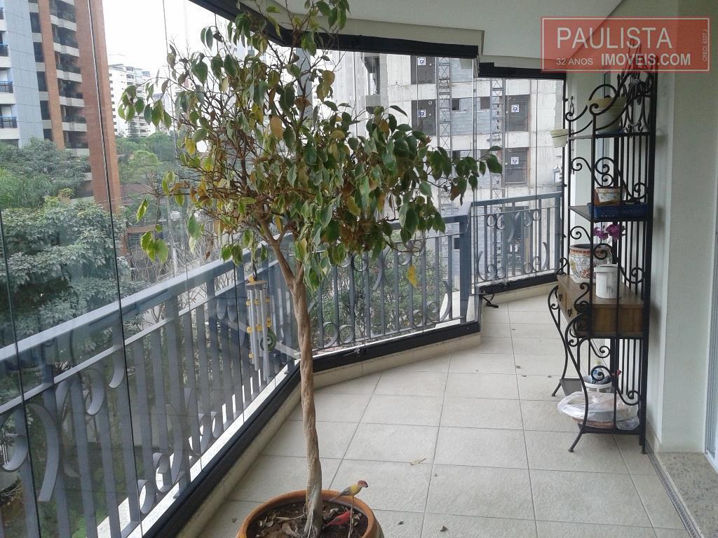 Apto 3 Dorm, Brooklin, São Paulo (AP12381) - Foto 5