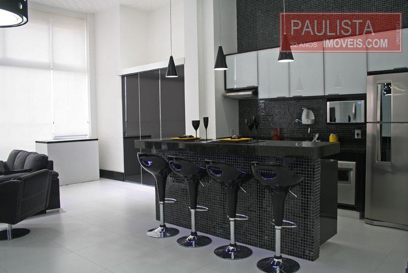 Loft 1 Dorm, Brooklin Paulista, São Paulo (LF0041) - Foto 2