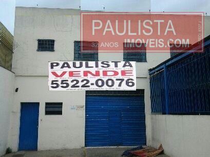 Galpão, Vila Santa Catarina, São Paulo (GA0254)