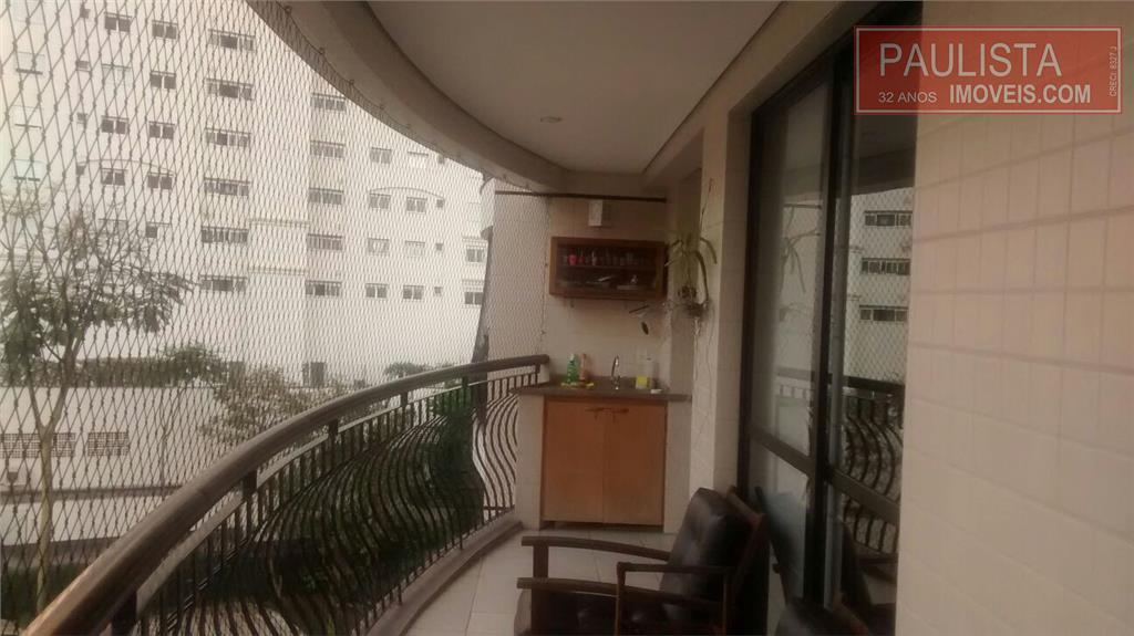Apto 4 Dorm, Alto da Boa Vista, São Paulo (AP12584) - Foto 4
