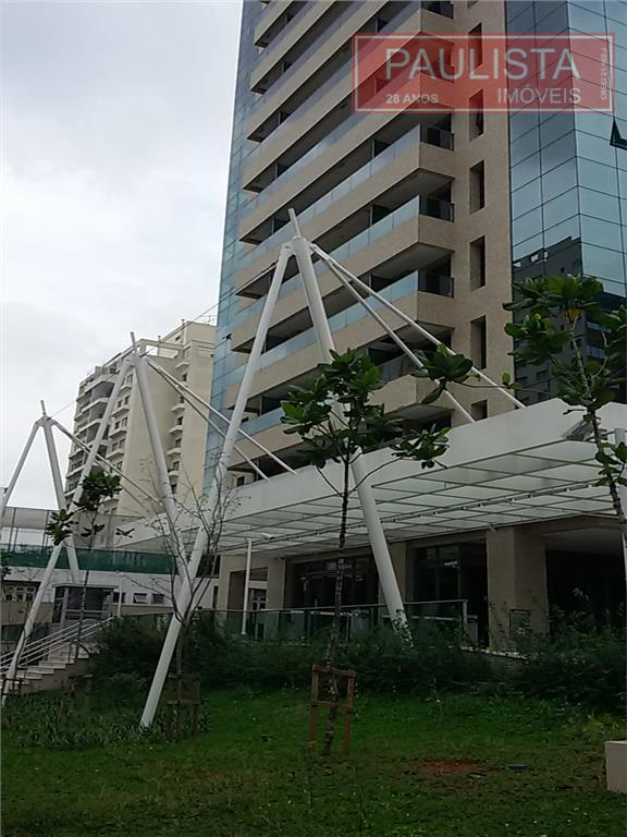 Sala, Brooklin Paulista, São Paulo (CJ0555) - Foto 7