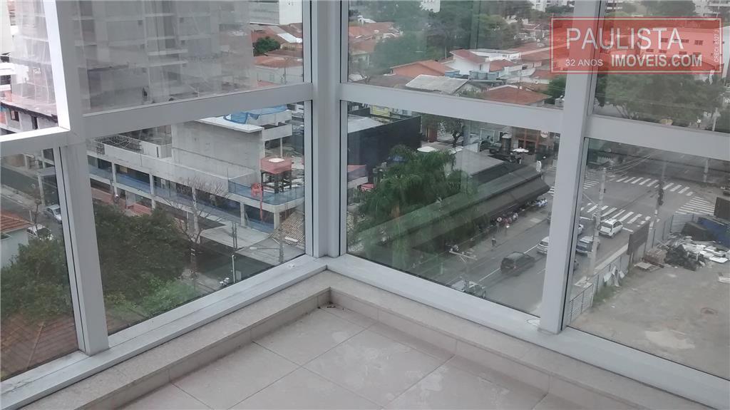 Sala, Vila Olímpia, São Paulo (CJ0559)