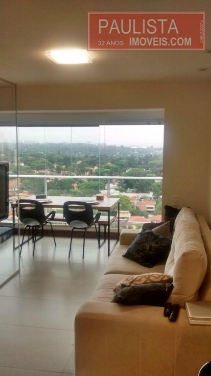 Apto 1 Dorm, Campo Belo, São Paulo (AP12685)