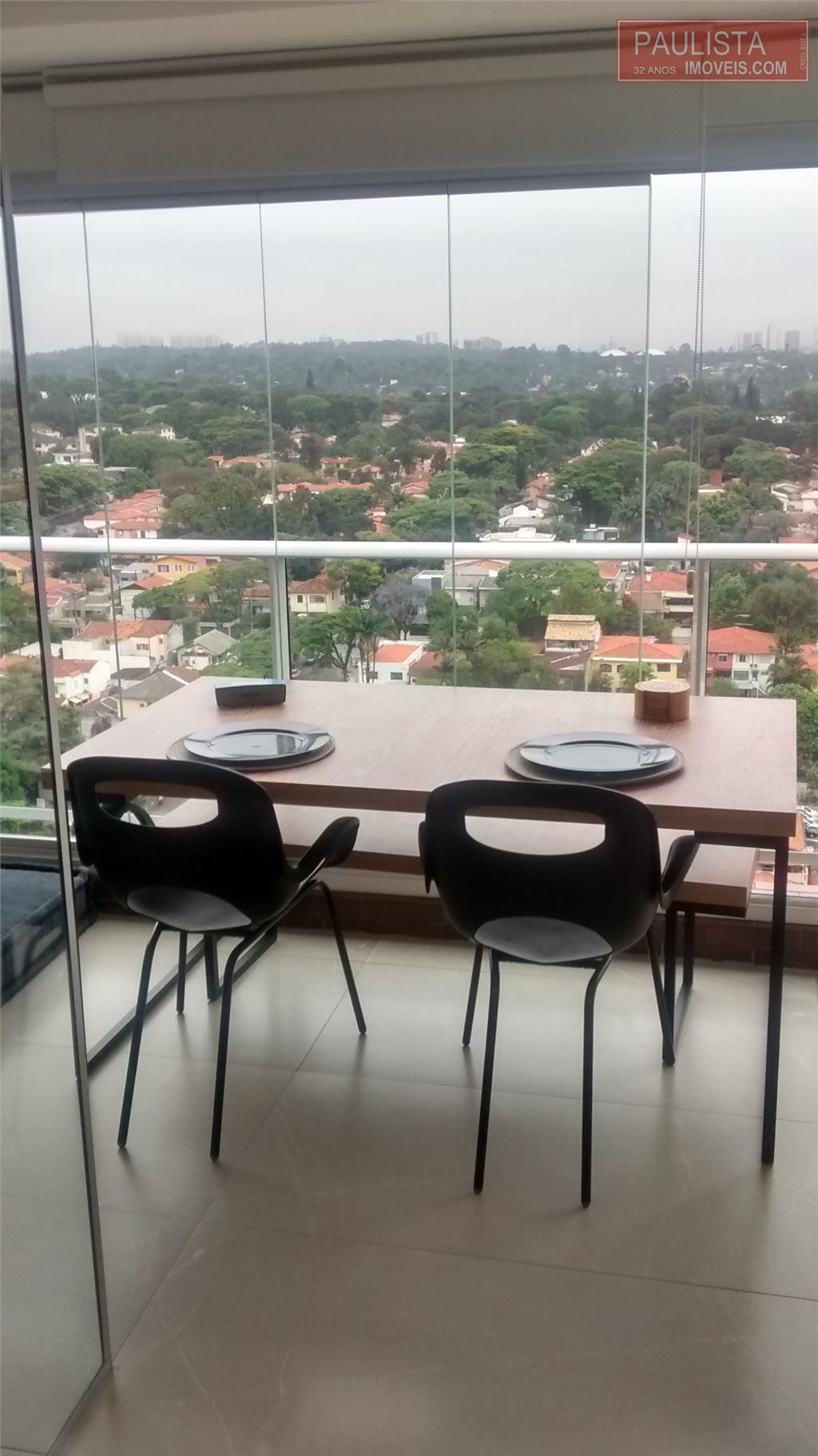 Apto 1 Dorm, Campo Belo, São Paulo (AP12685) - Foto 3