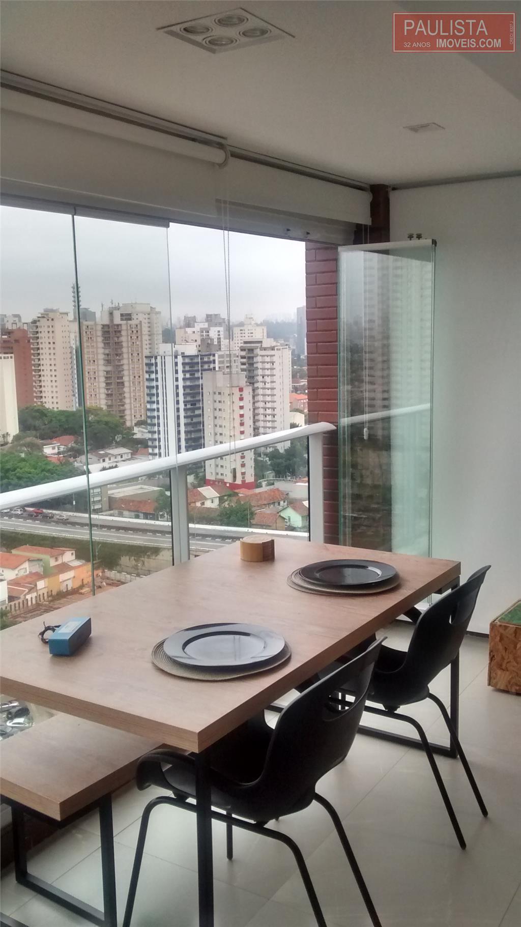 Apto 1 Dorm, Campo Belo, São Paulo (AP12685) - Foto 4