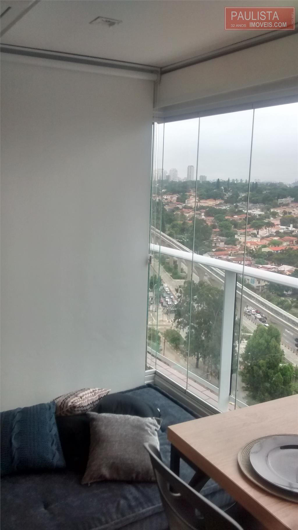 Apto 1 Dorm, Campo Belo, São Paulo (AP12685) - Foto 5