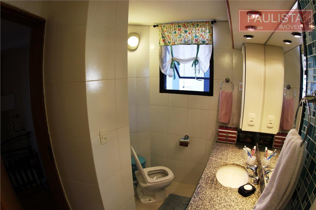 Apto 2 Dorm, Brooklin Paulista, São Paulo (AP12706) - Foto 17