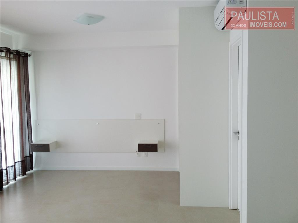 Paulista Imóveis - Apto 1 Dorm, Brooklin (AP12755) - Foto 2