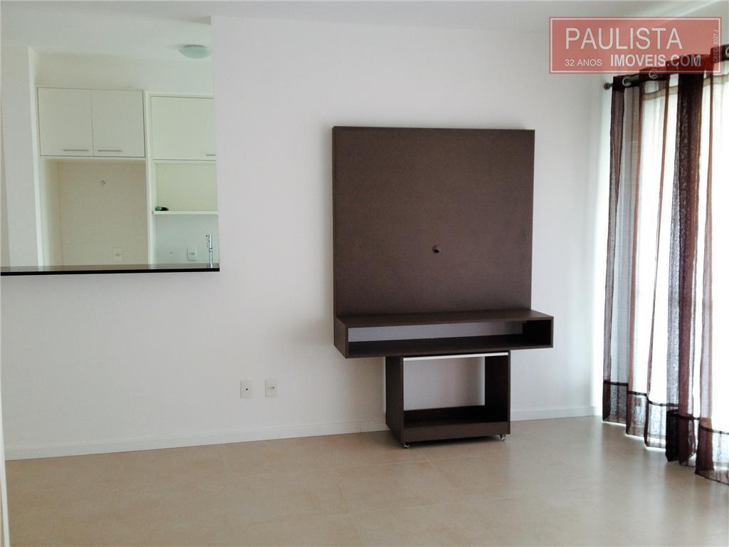 Paulista Imóveis - Apto 1 Dorm, Brooklin (AP12755) - Foto 3