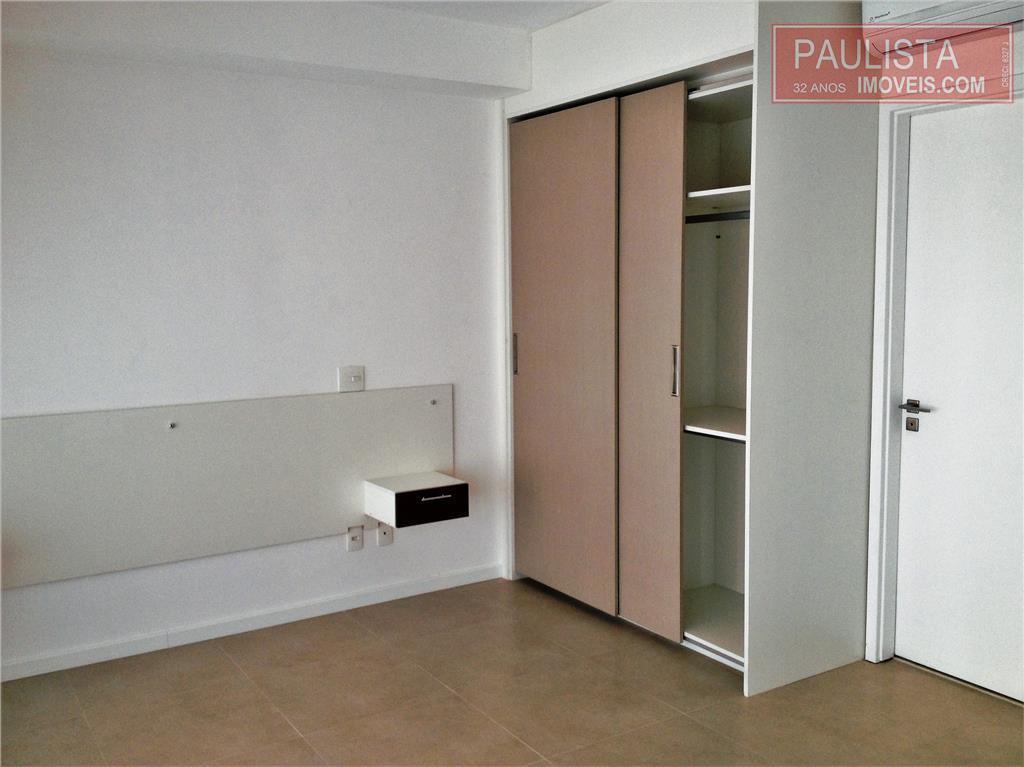 Paulista Imóveis - Apto 1 Dorm, Brooklin (AP12755) - Foto 5
