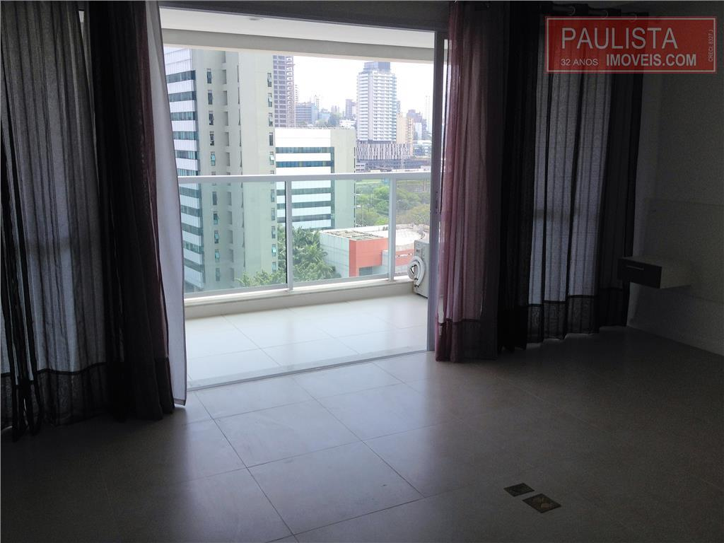 Paulista Imóveis - Apto 1 Dorm, Brooklin (AP12755) - Foto 8
