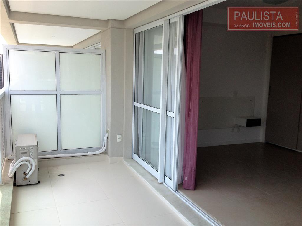 Paulista Imóveis - Apto 1 Dorm, Brooklin (AP12755) - Foto 4
