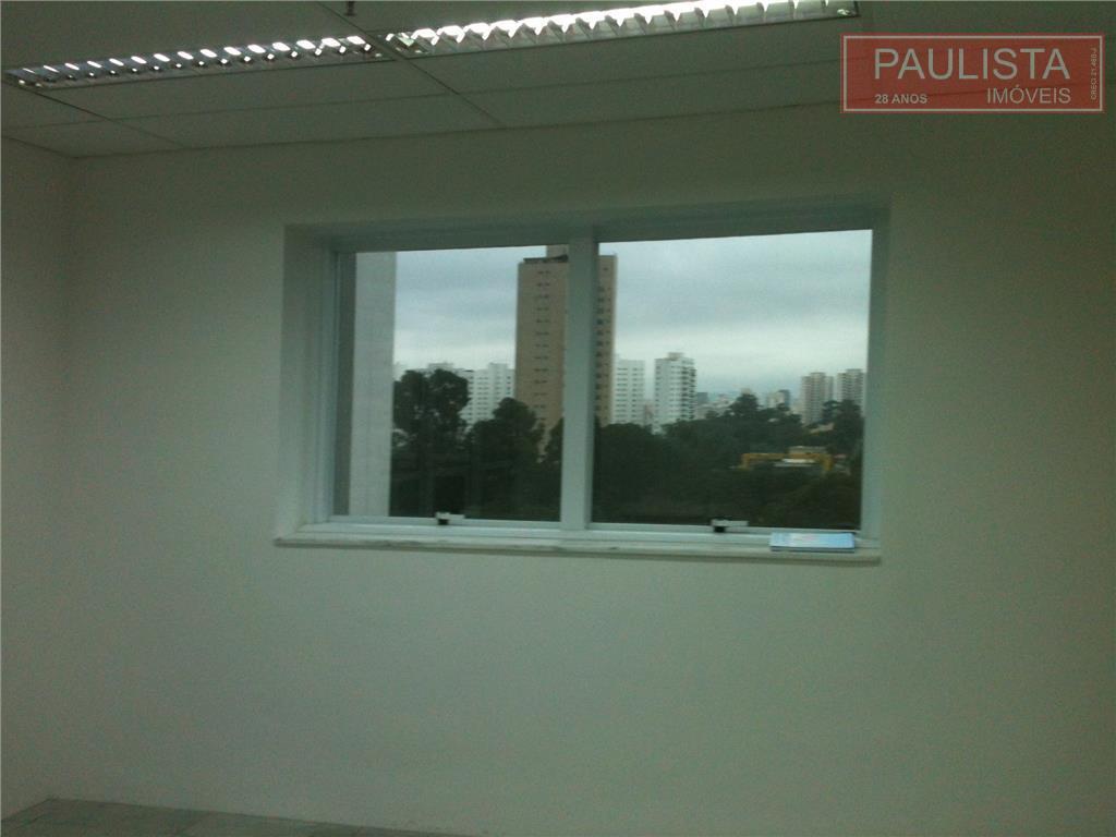 Sala, Alto da Boa Vista, São Paulo (CJ0553) - Foto 3