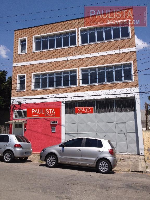 Galpão, Vila Ã�gua Funda, São Paulo (GA0259)