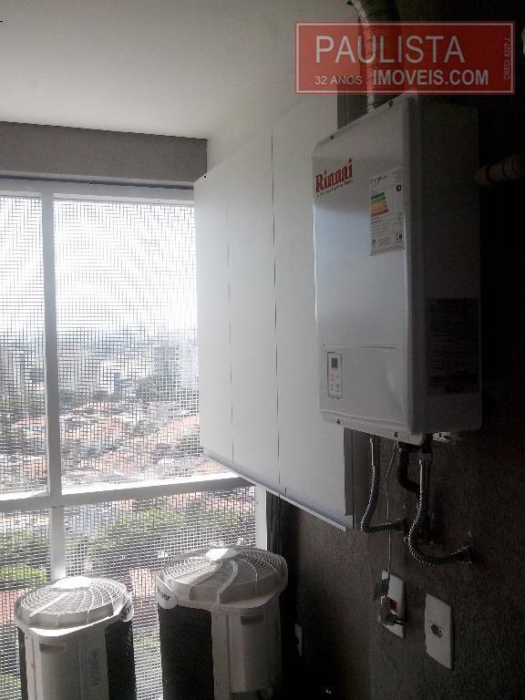 Apto 1 Dorm, Campo Belo, São Paulo (AP12922) - Foto 4