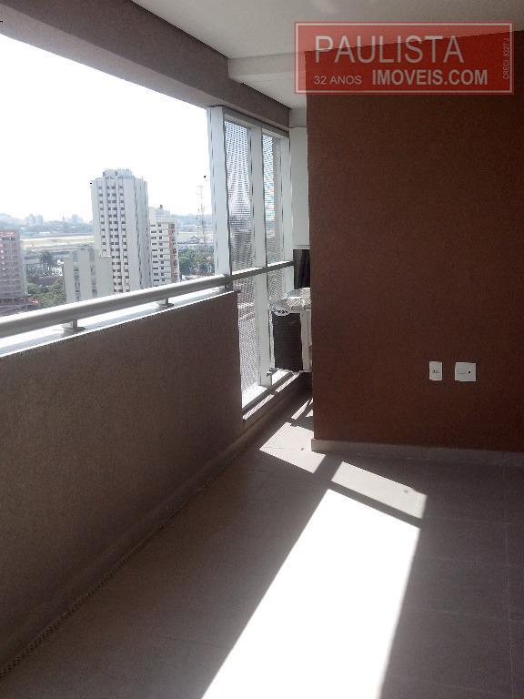 Apto 1 Dorm, Campo Belo, São Paulo (AP12922) - Foto 9
