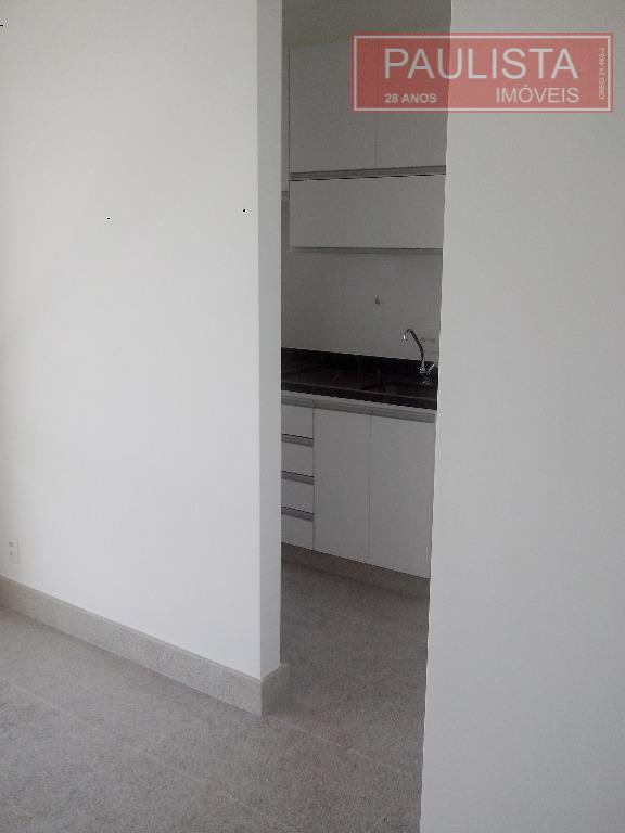 Apto 1 Dorm, Campo Belo, São Paulo (AP12923) - Foto 10