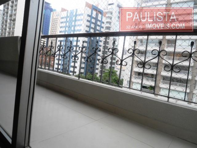 Paulista Imóveis - Apto 4 Dorm, Moema, São Paulo
