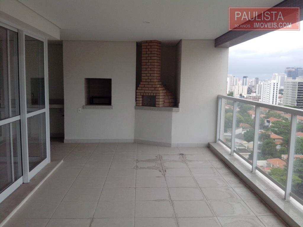 Apto 4 Dorm, Brooklin, São Paulo (AP12989) - Foto 2