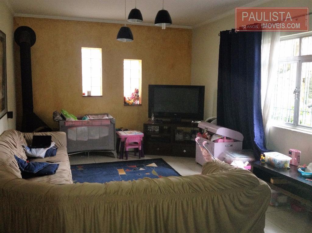 Paulista Imóveis - Casa 3 Dorm, Santo Amaro