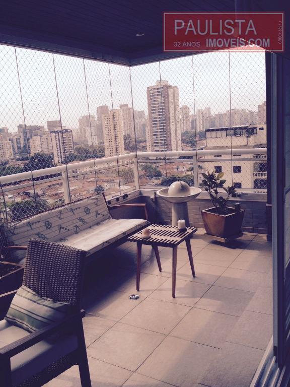 Paulista Imóveis - Apto 3 Dorm, Brooklin (AP12999) - Foto 3
