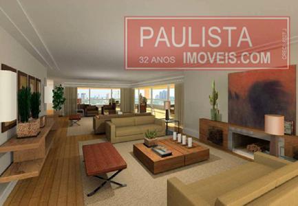 Paulista Imóveis - Apto 3 Dorm, Brooklin (AP12999)