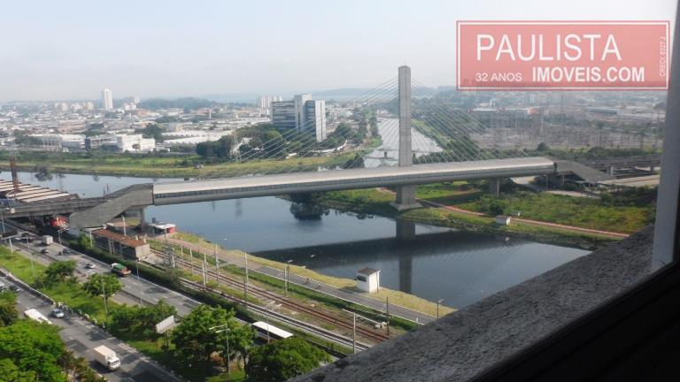 Sala, Santo Amaro, São Paulo (CJ0578) - Foto 3