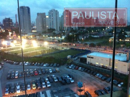 Apto 2 Dorm, Santo Amaro, São Paulo (AP13062) - Foto 5