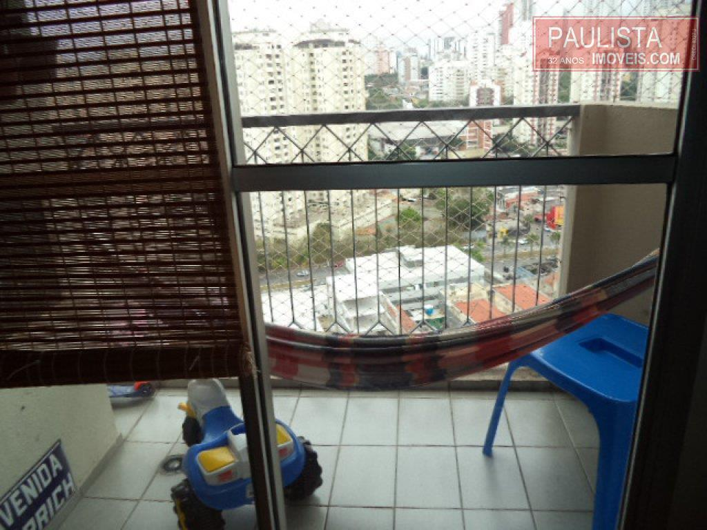 Apto 2 Dorm, Jardim Taquaral, São Paulo (AP13174)