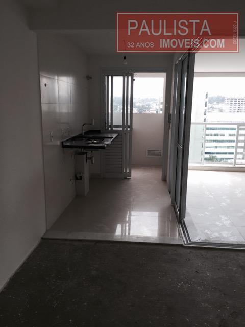 Apto 2 Dorm, Brooklin, São Paulo (AP13301) - Foto 6