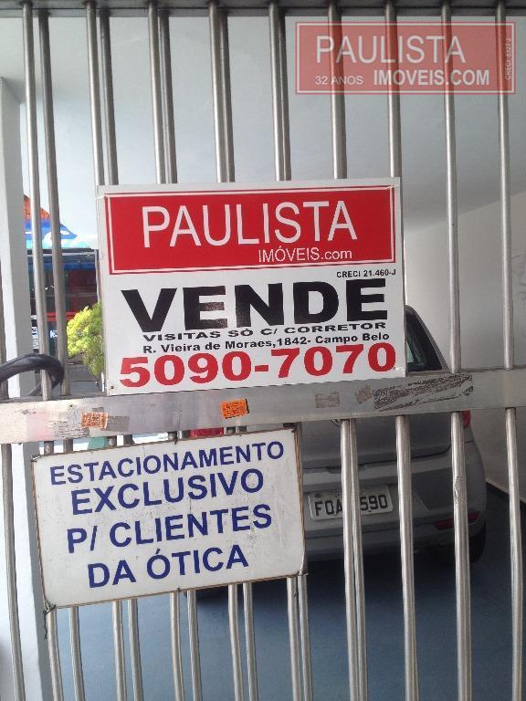 Casa 3 Dorm, Campo Belo, São Paulo (SO1669) - Foto 4