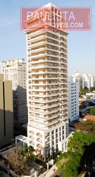 Paulista Imóveis - Apto 4 Dorm, Indianópolis